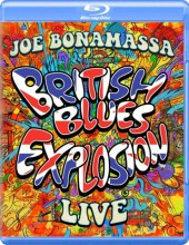 Joe Bonamassa - British Blues Explosion Live (Blu-ray) 2018