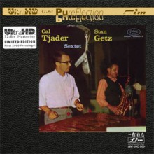 Cal Tjader & Stan Getz - Sextet (UltraHD 32Bit PureFlection CD)