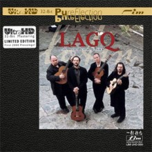 Los Angeles Guitar Quartet - Latin (UltraHD 32Bit PureFlection CD)
