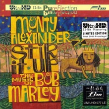 Monty Alexander - Stir It Up: The Music Of Bob Marley (UltraHD 32Bit PureFlection CD)
