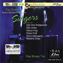 Ray Brown - Some of My Best Friends Are… Singers (UltraHD 32Bit PureFlection CD)