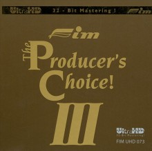 Various Artists - Producer's Choice III (UltraHD 32bit CD)