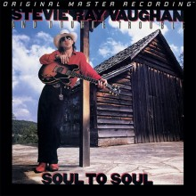 Stevie Ray Vaughan - Soul To Soul (MFSL) (Hybrid SACD)