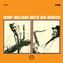 Gerry Mulligan & Ben Webster - Gerry Mulligan Meets Ben Webster (180g 45 RPM Vinyl 2LP)
