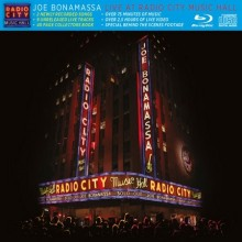 Joe Bonamassa - Live At Radio City Music Hall (Blu-ray+CD)