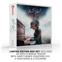 Beth Hart - War In My Mind (Deluxe CD Box set) 2019