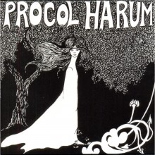 Procol Harum - Procol Harum (Japan Vinyl LP) 1976 used