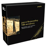 Jazz At The Pawnshop - 30th Anniversary (Multi-ch Hybrid 3SACD & DVD Box Set)