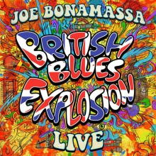 Joe Bonamassa - British Blues Explosion Live (180g 3LP) 2018