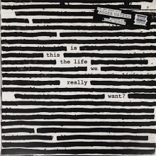 Roger Waters - Is This The Life We Really Want? (180g Vinyl 2LP) 2017