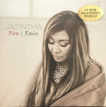 Jacintha - Fire & Rain: James Taylor Tribute (45rpm 180g 2LP) 2018