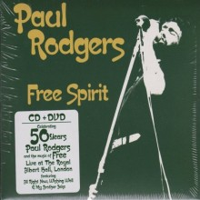 Paul Rodgers - Free Spirit (CD+DVD) 2018