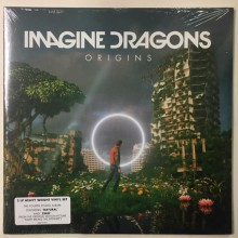 Imagine Dragons - Origins (180g Vinyl 2LP) 2018