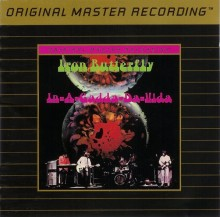 Iron Butterfly – In-A-Gadda-Da-Vida (MFSL 24 KT Gold CD)
