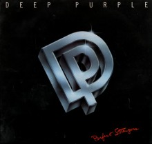 Deep Purple - Perfect Strangers (1st UK Press LP) 1984 used