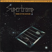 Supertramp - Crime Of The Century (Vinyl LP) (MFSL) 1978 used