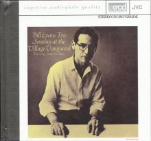Bill Evans Trio - Sunday At The Village Vanguard (XRCD)