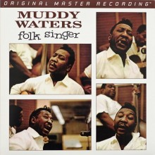 Muddy Waters - Folk Singer (MFSL ANADISQ 200™) (200g LP) Factory Sealed