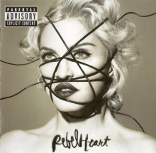 Madonna - Rebel Heart (Deluxe Edition) [CD] 2015