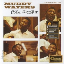 Muddy Waters - Folk Singer (200g LP)