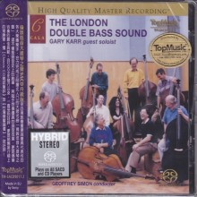 Various Artists - The London Double Bass Sound (with Gary Karr) (Hybrid SACD) 2015