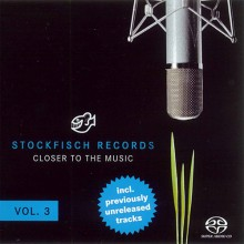 Stockfisch Records - Closer to the Music Vol.3 (Hybrid SACD)