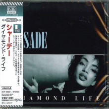 Sade - Diamond Life (Japan Blu-Spec CD2) 2013