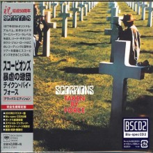 Scorpions - Taken By Force (50th Anniversary Deluxe Edition) (Japan Blu-Spec CD2)