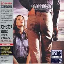 Scorpions - Animal Magnetism (50th Anniversary Deluxe Edition) (Japan Blu-Spec CD2)