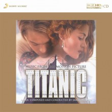 Original Soundtrack - Titanic (Japan K2HD CD 24-bit/100 kHz)