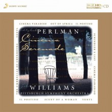 Itzhak Perlman - Cinema Serenade (Japan K2HD CD)