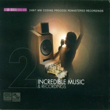 STS Digital - Incredible Music and Recordings vol.2 (Audiophile 24bit CD)