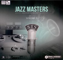 Trio Peter Beets, Jeff Hamilton - Jazz Masters vol.3: Legendary Jazz Recordings (Audiophile CD)