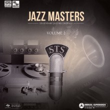 STS Digital - Jazz Masters vol.2: Legendary Jazz Recordings (Audiophile CD)