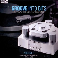 Various Artists - Groove Into Bits Vol.1 (STS Remastered) (Reference CD) 2017