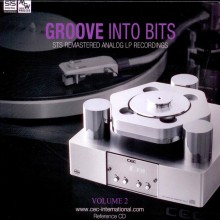 Various Artists - Groove Into Bits Vol.2 (STS Remastered) (Reference CD) 2017