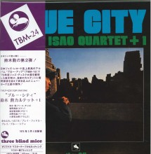 Isao Suzuki Quartet +1 - Blue City (Japan 180g 45rpm 2LP) 2017