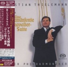 Christian Thielemann - Strauss Eine Alpensinfonie, Op. 64 (Single-Layer SHM-SACD)