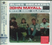 John Mayall With Eric Clapton - Blues Breakers (MQA x UHQCD) 2018