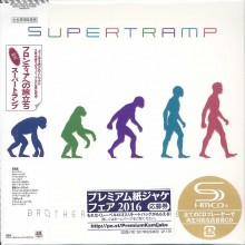 Supertramp - Brother Where You Bound (Japan Mini LP SHM-CD) 2016