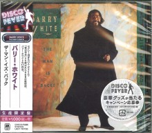 Barry White - The Man Is Back! (Japan CD) 2018
