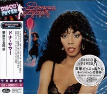 Donna Summer - Bad Girls (Japan CD) 2018