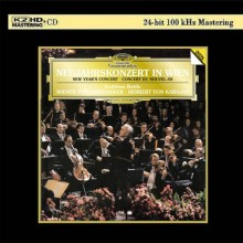 Herbert Von Karajan - New Year's Concert (Japan K2HD CD)