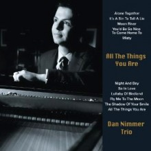 Dan Nimmer Trio - All The Things You Are (Japan 180g Vinyl LP)