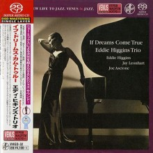 Eddie Higgins Trio - If Dreams Come True (Japan SACD)