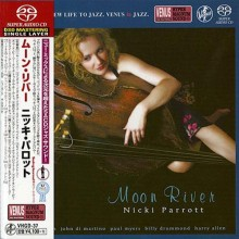 Nicki Parrott - Moon River (Japan SACD)