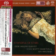 Eddie Higgins Quintet - A Handful Of Stars (Japan Single Layer SACD)