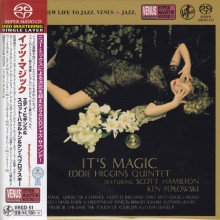 Eddie Higgins Quintet - It's Magic (Japan SACD)