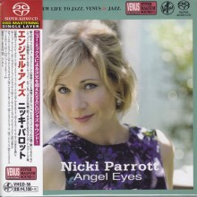 Nicki Parrott - Angel Eyes (Japan Single-Layer SACD)