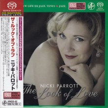 Nicki Parrott - The Look of Love (Japan Single Layer SACD)